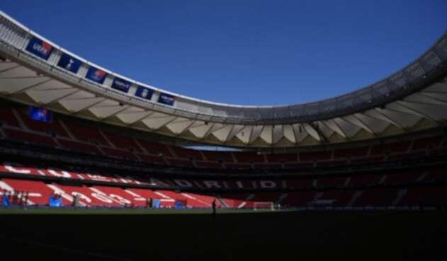 El Wanda Metropolitano será el escenario de la gran final.