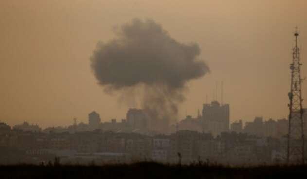Cayó cohete en Bagdad