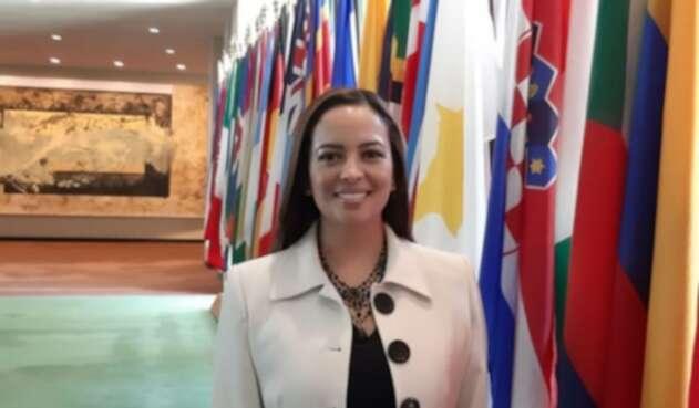 Viviana Manrique Zuluaga, nueva integrante de la Junta Internacional de Fiscalización de Estupefacientes (JIFE)