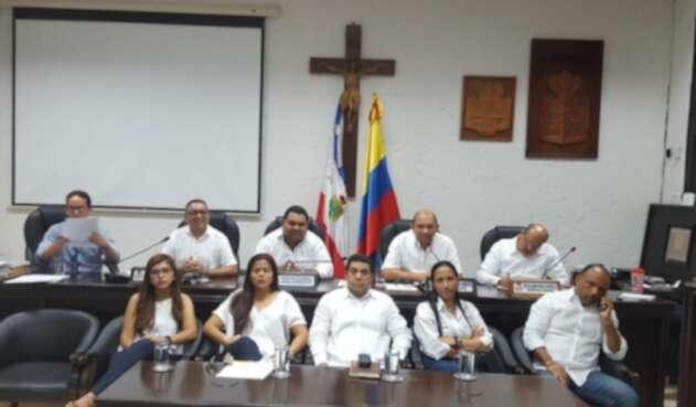 Sancionados 16 concejales de Valledupar