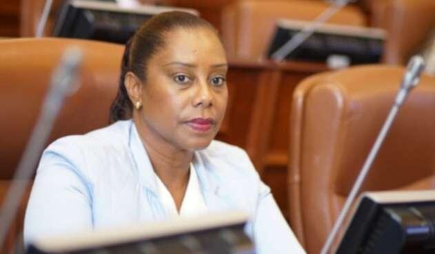 Congresista Astrid Sánchez