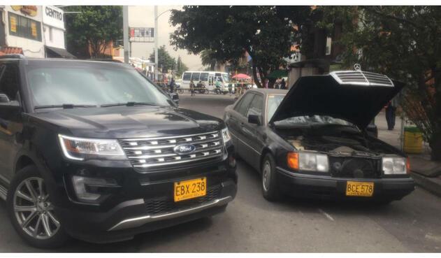 Reconstrucción del crimen de Álvaro Gómez Hurtado en Bogotá