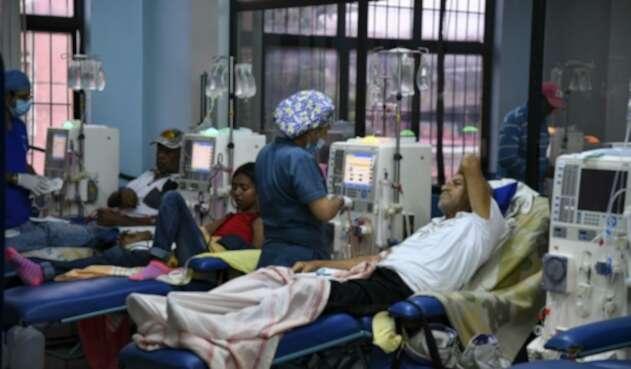 Crisis de salud en Venezuela
