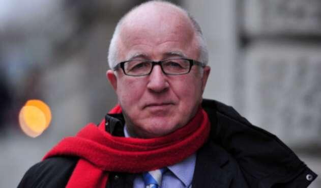 Denis Macshane,ex político británico del Partido Laborista