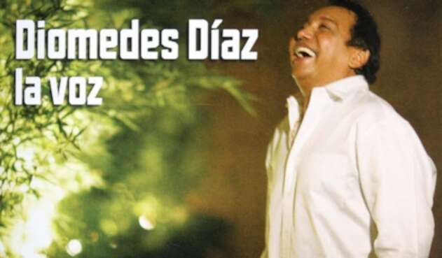 Diomedes Díaz, cantante vallenato fallecido