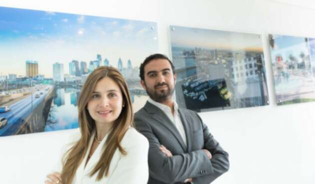 Carolina Arenas y Roberto Arenas