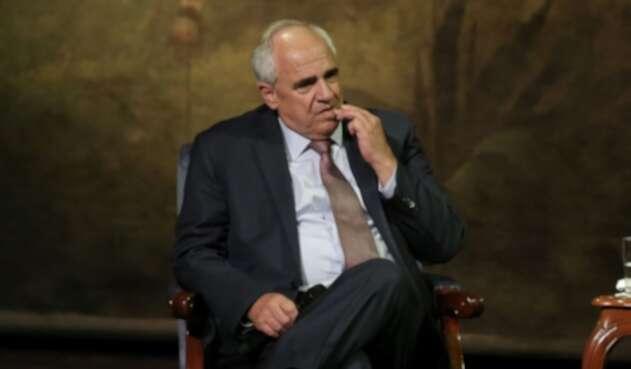Ernesto Samper, expresidente de la República