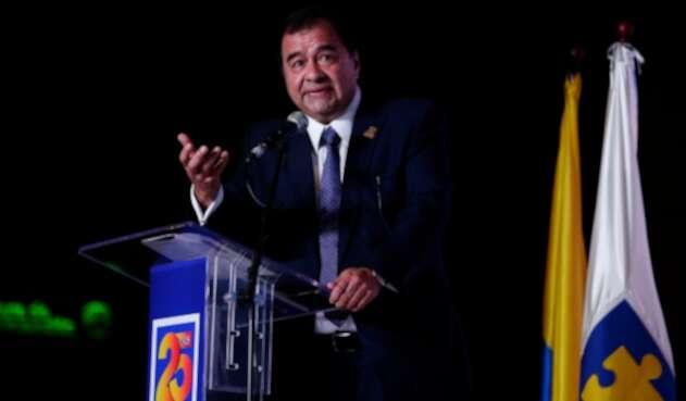 Fabio Espitia Garzón, exfiscal general encargado