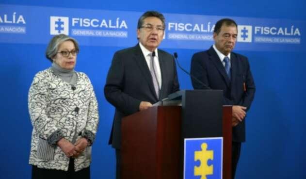 Renuncia del Fiscal Néstor Humberto Martínez