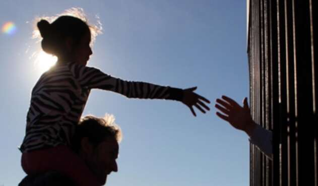 El drama de los niños en la frontera.