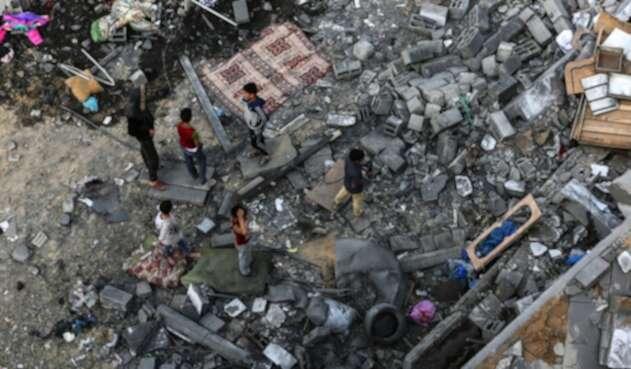 La Franja de Gaza tras la ola de violencia que vivió