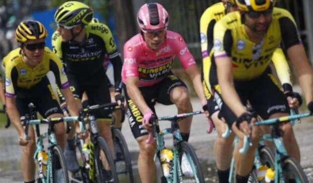 Primoz Roglic, actual líder del Giro de Italia 2019