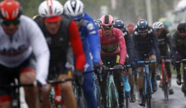 Giro de Italia - Quinta etapa