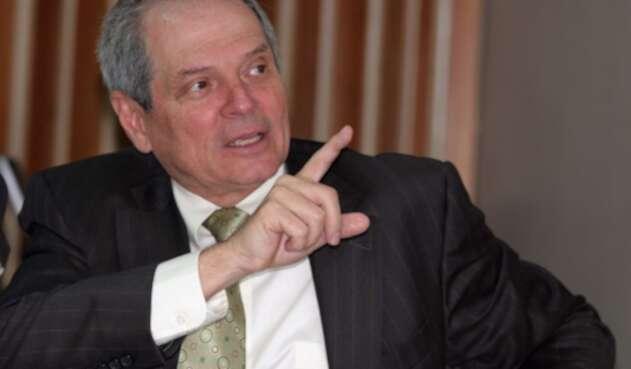Hernán Martínez Torres, exministro de Minas