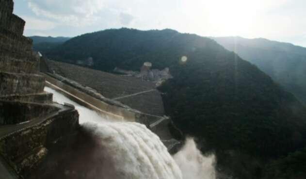 El proyecto hidroeléctrico Ituango, en Antioquia
