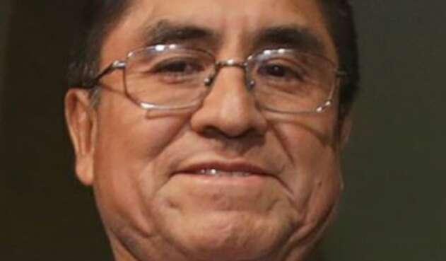 Exmagistrado peruano César Hinostroza