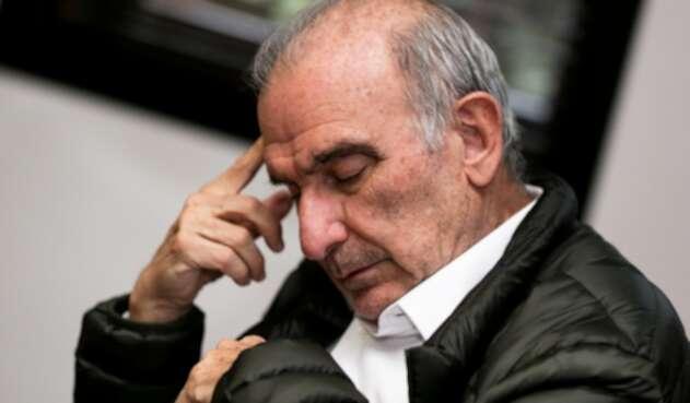 Humberto de la Calle, ex jefe negociador del Gobierno ante las Farc