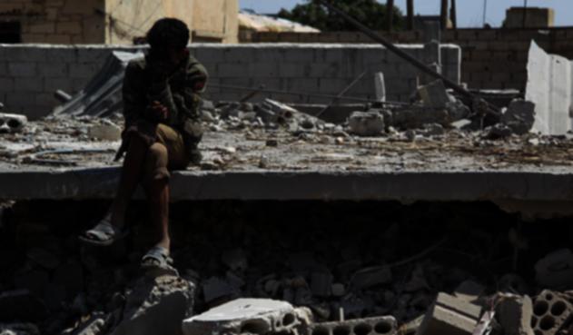 Vuelven los bombardeos en Idlib, Siria