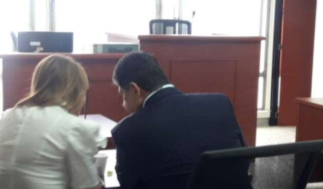 César Suárez Mira recibió el beneficio de detención domiciliaria