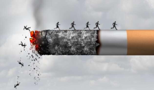 Los fumadores están en igual o mayor riesgo, de acuerdo a un médico especialista.