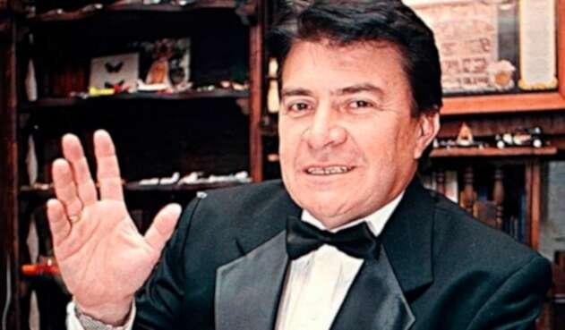 Jairo Alonso Vargas, presentador colombiano fallecido
