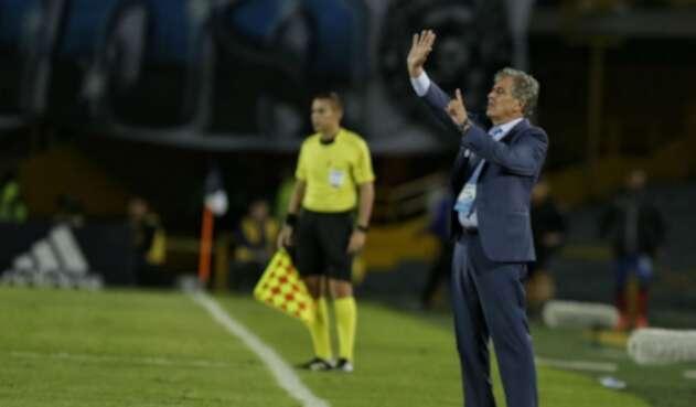 Jorge Luis Pinto como técnico de Millonarios