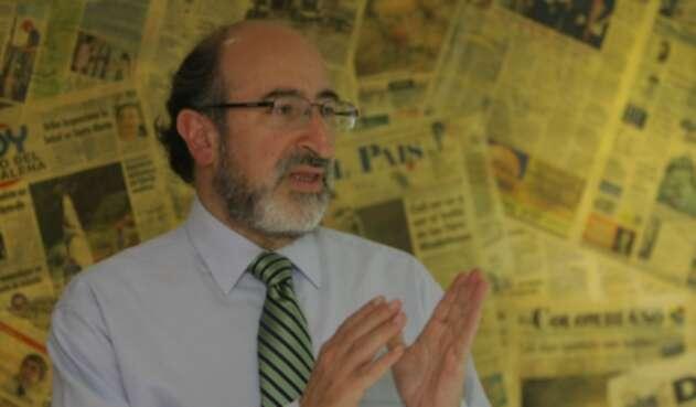 Juan Lozano, director de Noticias RCN