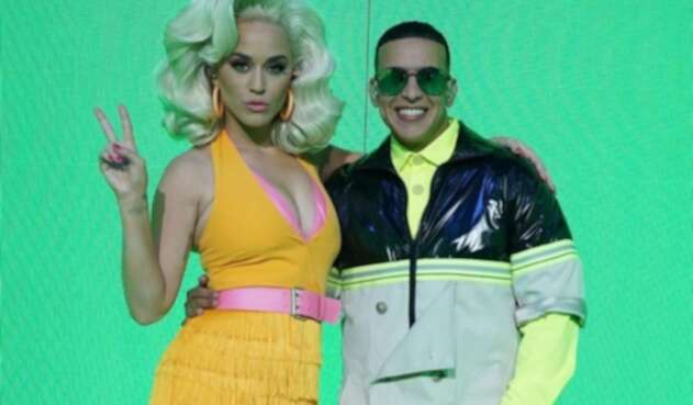 Katy Perry y Daddy Yankee