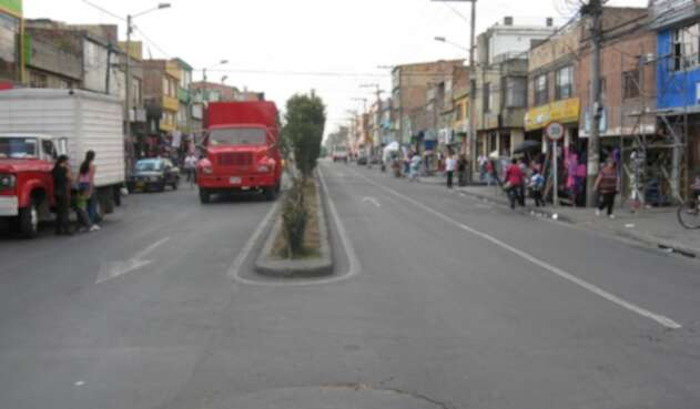 La localidad de Kennedy, en Bogotá