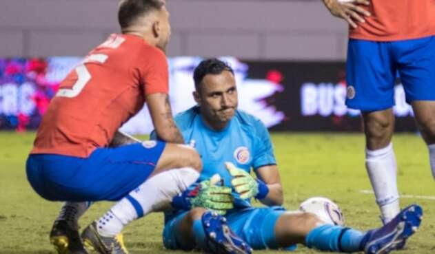 Keylor Navas, portero costarricense al servicio de Real Madrid