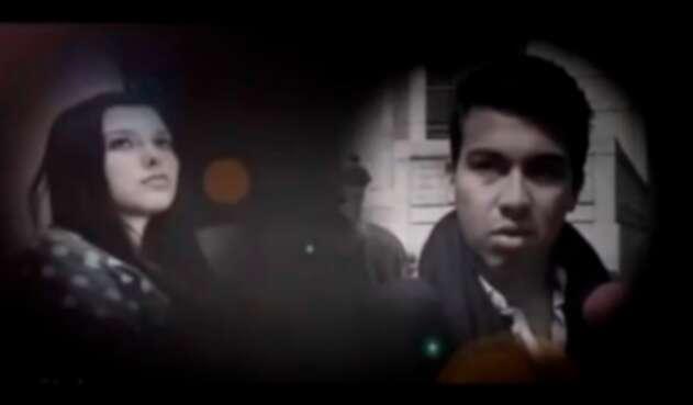 Laura Moreno y Carlos Cárdenas, mencionados en el caso de Luis Andrés Colmenares