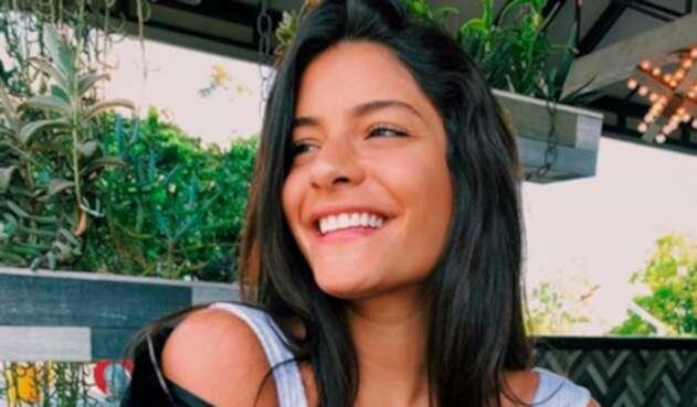 Manuela Álvarez, modelo colombiana