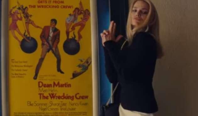 La cinta de Quentin Tarantino reveló el segundo tráiler oficial.