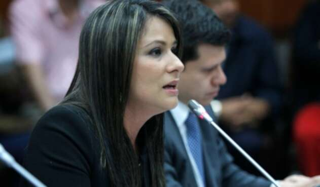 Maritza Martínez, congresista
