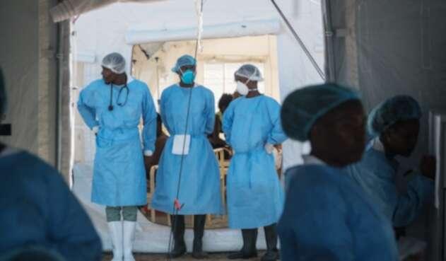 Médicos en misión extranjera