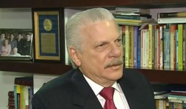 EX fiscal Guillermo Mendoza Diago