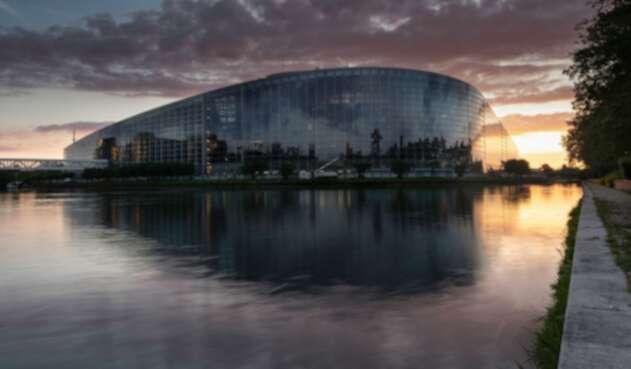 El Parlamento Europeo, en Estrasburgo (Francia)