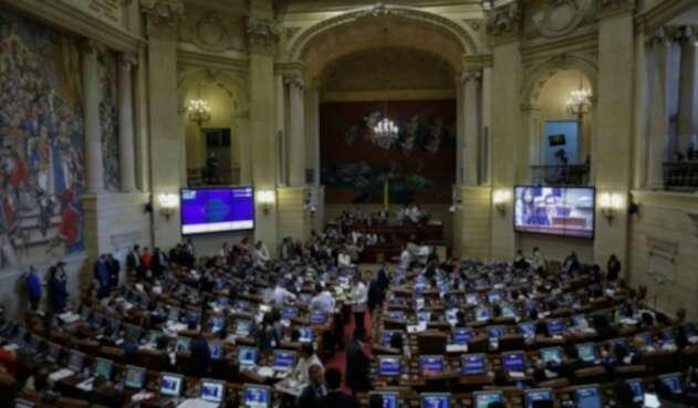Votación en la Cámara de Representantes del Plan Nacional de Desarrollo