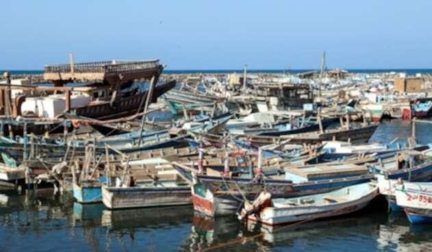 Puerto de Yemen