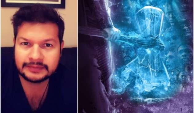 Rafael Rey-Camacho, el colombiano de algunos efectos especiales de Avengers Endgame
