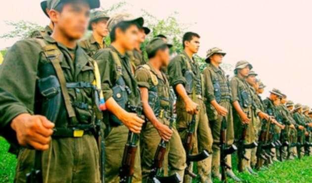 Reclutamiento ilícito de menores de edad colombianos y venezolanos, identificó la Defensoría del Pueblo