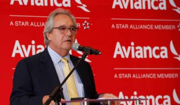 Roberto Kriete, directivo de Avianca.
