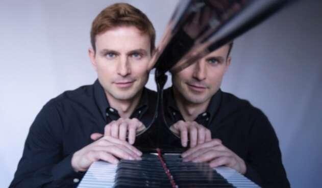 El pianista ruso Sergei Sichkov