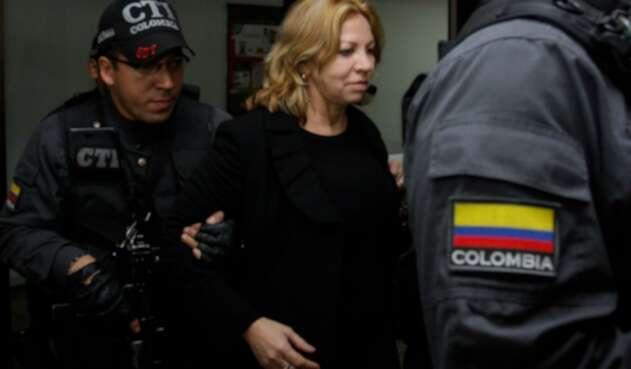 Silvia Gette, exrectora de la Universidad Autónoma