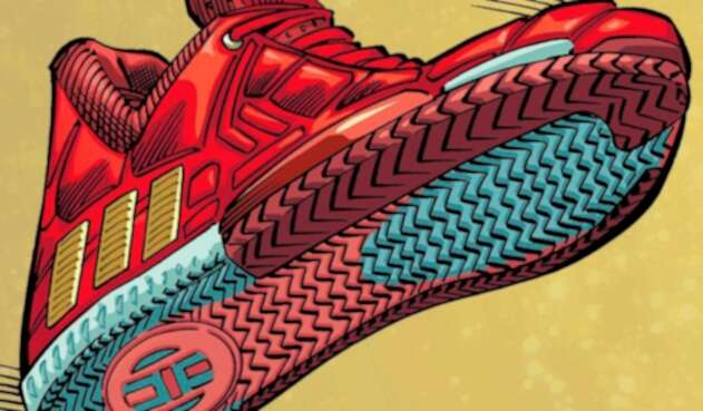 La colección de tenis inspirada en Avengers | La FM