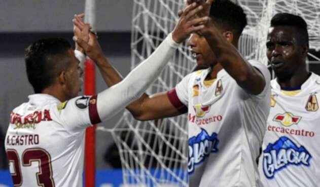 Deportes Tolima cerró su participación en Libertadores con victoria.