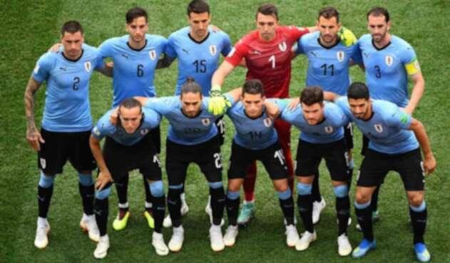 Selección Uruguay