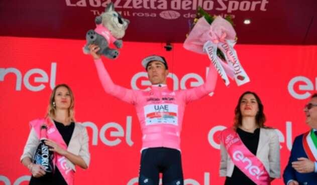 Valerio Conti, ciclista italiano al servicio de ProTeam UAE Team Emirates