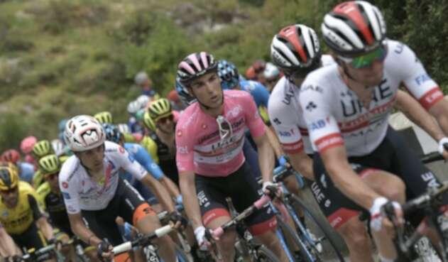 Valerio Conti, Giro de Italia 2019