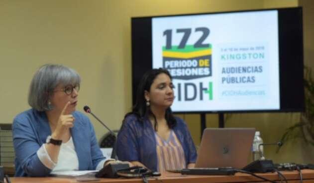 Magistrada JEP Patricia Linares